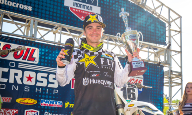 ROCKSTAR ENERGY HUSQVARNA FACTORY RACING TEAM CONCLUDES 2019 PRO MOTOCROSS CHAMPIONSHIP