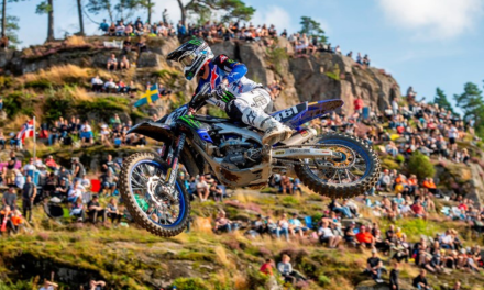 Febvre Sustains Broken Femur at Swedish Grand Prix