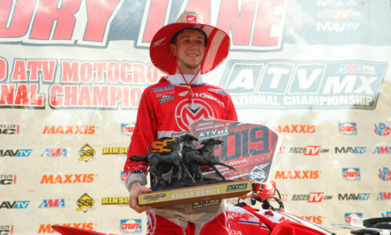 PHOENIX RACING HONDA'S JOEL HETRICK REGAINS POINTS LEAD AT LORETTA'S