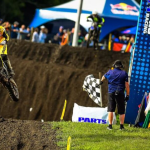 SUZUKI CELEBRATES MX ROOTS AT UNADILLA NATIONAL