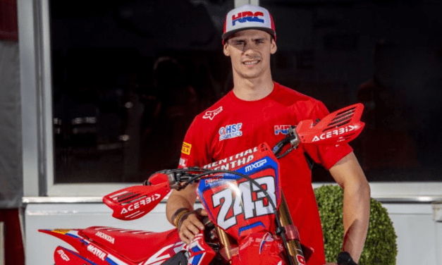 MXGP World Champion Tim Gajser to race 2019 Monster Energy Cup