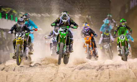 Monster Energy Cup Returns to Las Vegas for Ninth Running of Supercross' Annual All-Star Race