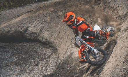 KTM OFFICIALLY LAUNCHES ITS KTM SX-E 5 JUNIOR E-MODEL