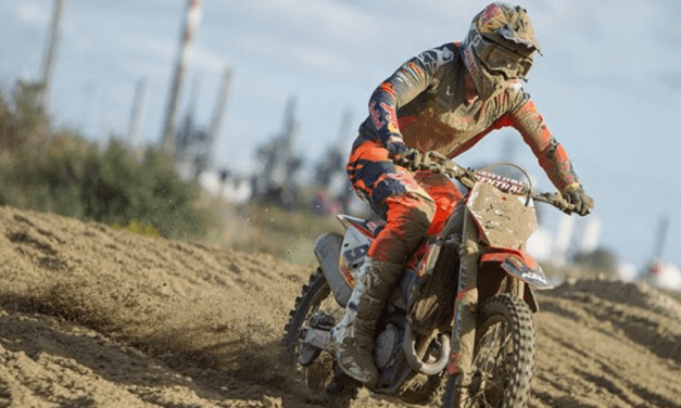NATHAN WATSON WINS FRENCH BEACH RACE CHAMPIONSHIP ROUND TWO