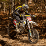 TREVOR BOLLINGER CLAIMS A TOP-FIVE FINISH AT MOUNTAINEER GNCC