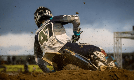 Challenging Round For DPH Husqvarna