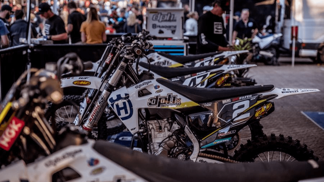 Injuries Hamper Strong Start for DPH Husqvarna