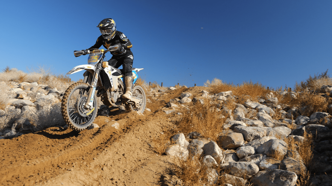 ROCKSTAR ENERGY HUSQVARNA FACTORY RACING'S SHORT BATTLES HIS WAY TO SIXTH OVERALL IN PRIMM