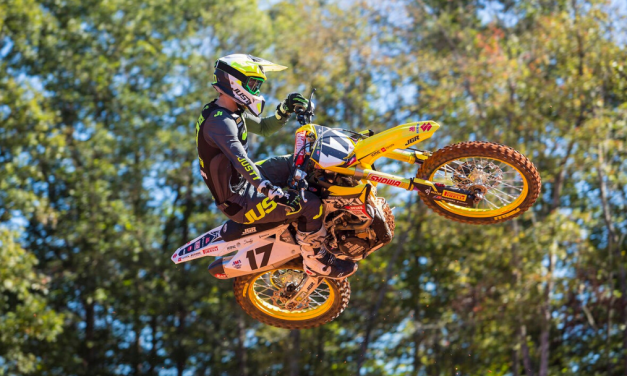 JGRMX SUZUKI ANNOUNCES 2020 TEAM