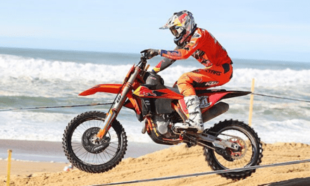 WATSON MAINTAINS FRENCH BEACH RACE CHAMPIONSHIP LEAD WITH RUNNER-UP RESULT AT ROUND FIVE