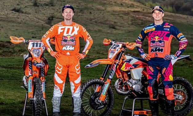 BLAZUSIAK AND WALKER READY TO RACE 2020 SUPERENDURO SERIES ROUND ONE