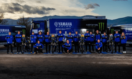 Yamaha Motor Europe Expands its Partnership with Monster Energy to Challenge for the 2020 FIM Cross-Country Rallies World Championship