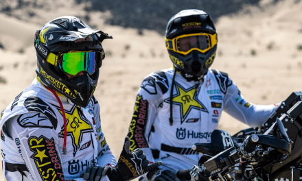 QUINTANILLA AND SHORT GEAR UP FOR 2020 DAKAR RALLY