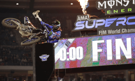Justin Barcia Triumphs Again at Anaheim I