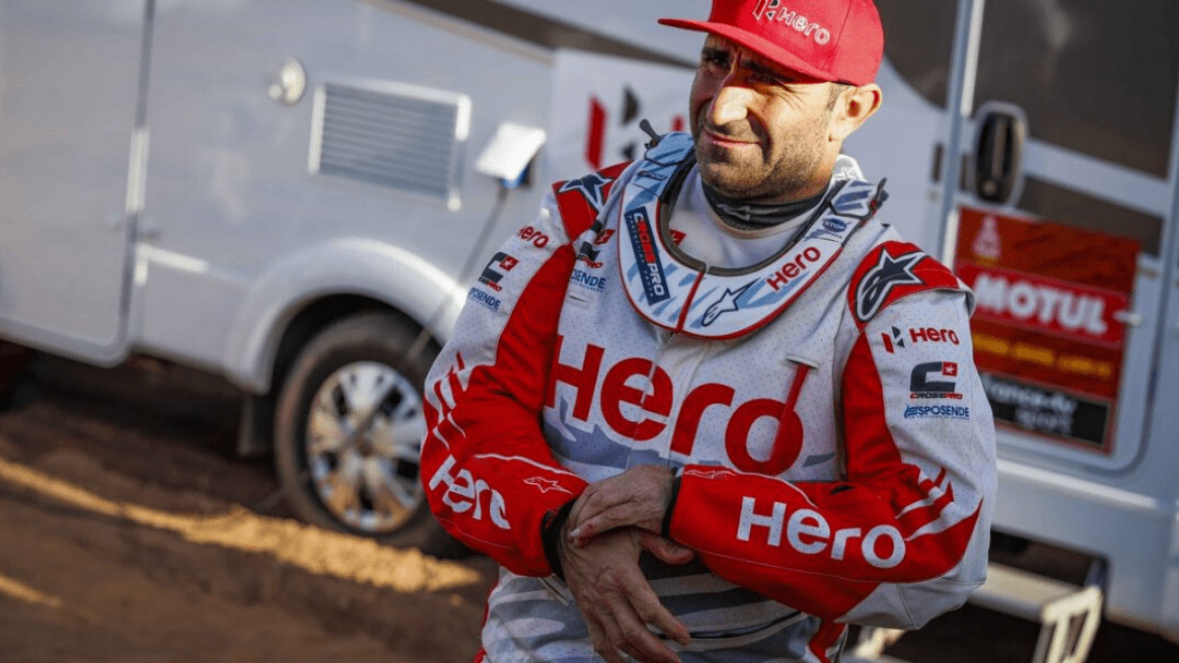 Dakar 2020 – Tribute to Paulo Gonçalves