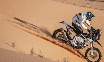 PABLO QUINTANILLA WINS STAGE 11 AT 2020 DAKAR RALLY