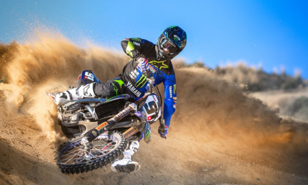 The Motocross Pre-Season is off to a Positive Start for the Monster Energy Yamaha Factory MXGP & MX2 Riders