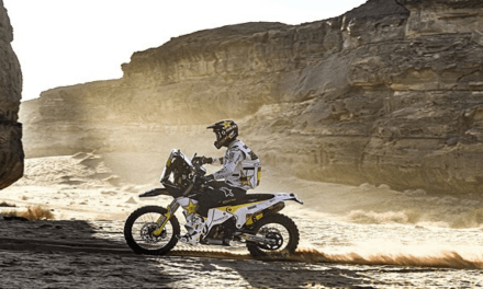 SUCCESSFUL DAY FOR SHORT & QUINTANILLA ON DAKAR STAGE FIVE
