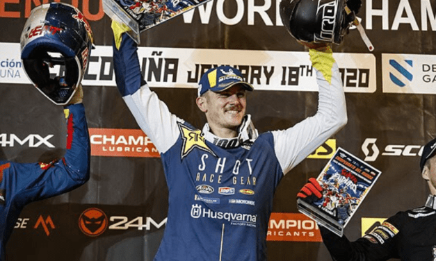 BILLY BOLT PROVES UNBEATABLE AT SPANISH SUPERENDURO