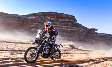 Monster Energy Yamaha Rally Team's Franco Caimi 12th On 2020 Dakar Rally Stage Five