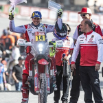 LAIA SANZ EARNS 10TH CONSECUTIVE DAKAR RALLY FINISH