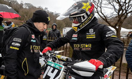 JED BEATON AND KAY DE WOLF MAKE POSITIVE START TO 2020 SEASON AT HAWKSTONE INTERNATIONAL
