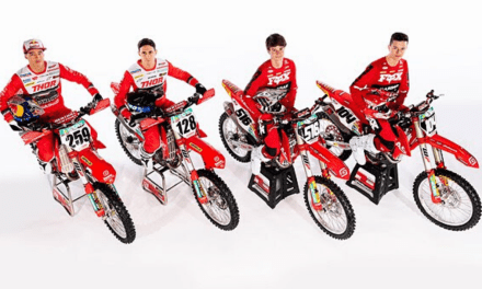 GASGAS MOTORCYCLES TAKE TO THE START OF FIM MOTOCROSS WORLD CHAMPIONSHIP