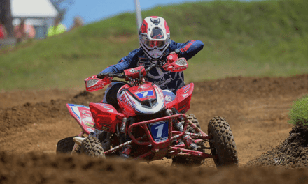 Joel Hetrick Takes The Overall Win at The Bulldog ATVMX National in Georgia