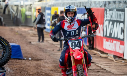 Flawless Win for Roczen at Salt Lake City 5 AMA Supercross