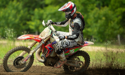 Beta Race Report Camp Coker GNCC