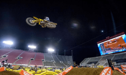 SUZUKI RIDERS BACK AT MID-WEEK UTAH SUPERCROSS