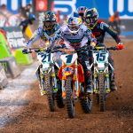 Cooper Webb Earns Monster Energy Supercross 450SX Class Victory at Round 12