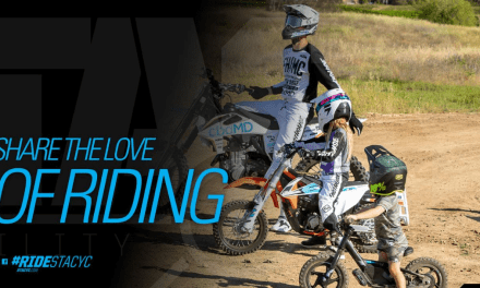 STACYC INC. Partners with 2020 AMA Amateur Motocross National Championship