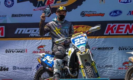 ROCKSTAR ENERGY HUSQVARNA FACTORY RACING TEAM'S CRAIG DELONG WINS RATTLESNAKE NATIONAL ENDURO