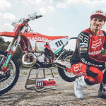 GASGAS MOTORCYCLES WELCOME TADDY BLAZUSIAK