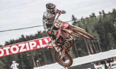 MIXED DAY AT THE OFFICE FOR GASGAS FACTORY RACING AT MXGP OF RIGA