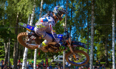 Seewer So Close to a Podium Finish in Latvia