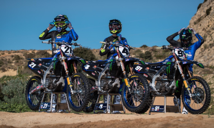 Monster Energy Yamaha Factory MXGP & MX2 Teams Revved Up for MXGP Restart in Latvia