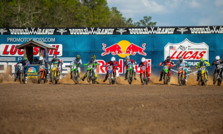 Osborne Takes Fourth Victory of the 2020 Lucas Oil Pro Motocross Championship Season at WW Ranch