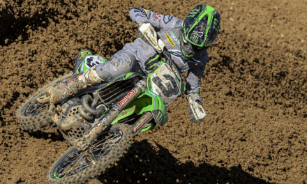 FOURTH AND FASTEST LAP FOR ROMAIN FEBVRE IN ITALY