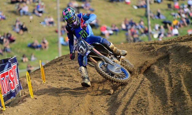 Barcia Returns to the Podium at Spring Creek