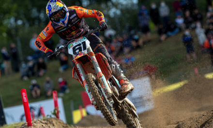 PRADO WALKS THE PODIUM AT MANTOVA FOR LOMBARDIA MXGP