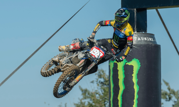 Benistant Retains EMX250 Red Plate as Van de Ven Clinches WMX Championship Lead
