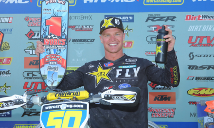 AUSTIN WALTON EARNS CAREER-FIRST PRO CLASS VICTORY WITH IMPECCABLE PERFORMANCE ON DAY TWO OF WORCS DOUBLE-HEADER