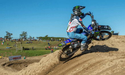 Seewer & Paulin Post Positive Points at MXGP of Europe