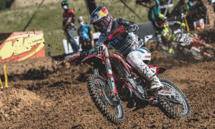 FOURTH OVERALL FOR GLENN COLDENHOFF AT MXGP OF SPAIN
