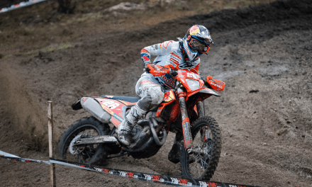 JOSEP GARCIA ENJOYS WINNING ENDUROGP RETURN