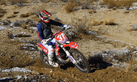 Beta Race Team Race Report – Winter Classic National Hare & Hound – Lucerne Valley, CA