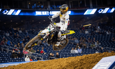 ROCKSTAR ENERGY HUSQVARNA FACTORY RACING TEAM KICK OFF 2021 SX CHAMPIONSHIP IN TEXAS