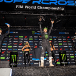Defending Champ Eli Tomac Back to Top Step with 450SX Class Victory – Jett Lawrence Dominates Field in First 250SX Class Win